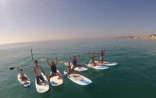 Escapada verano en la Playa de Estepona, con Paddle Surf (desde 2 noches)