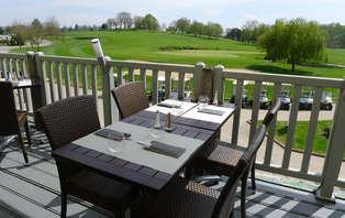 Offre spéciale été: Week-end avec dîner et vue imprenable sur le golf de Saint-Malo (2 nuits min)