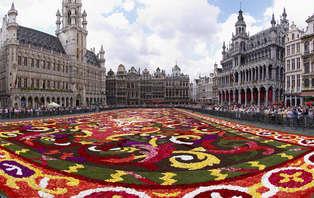 Week-end de luxe dans un des meilleurs hôtels de Bruxelles