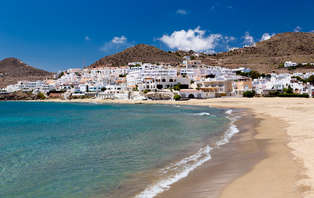 Escapada con pensión completa en Playas de Vera (desde 2 noches)