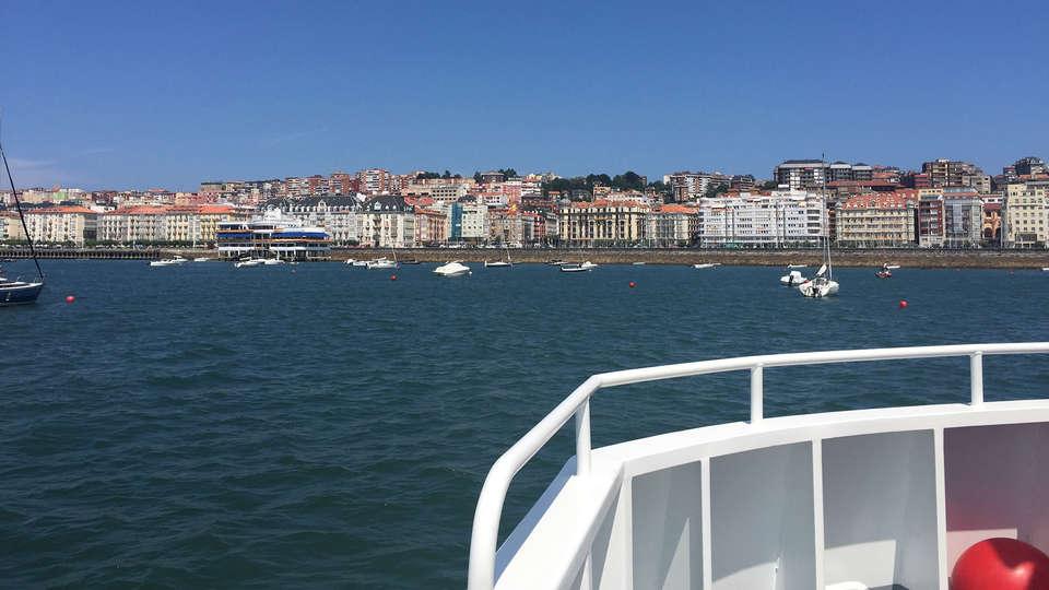 Hotel Santander Bord De Mer