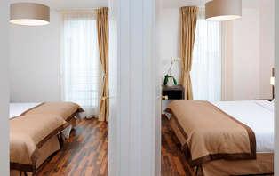 Weekend met familie of vrienden in een 3-kamer appartement in de buurt van Parijs