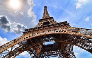 Offre Spéciale: Week-end avec visite guidée des coulisses de la Tour Eiffel