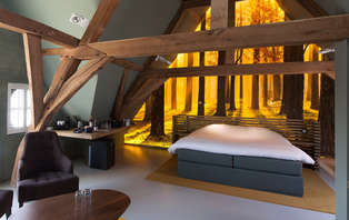 Luxueus genieten in een suite in hartje Brugge