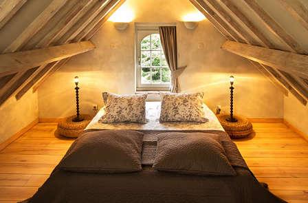 Weekend in Indische kamer tussen Brugge en de kust (vanaf 2 nachten)
