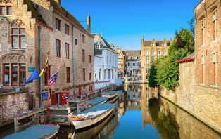 Week-end romantique à Bruges
