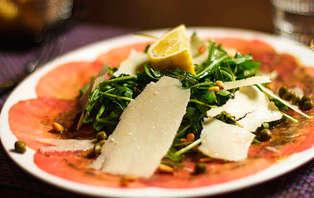 Week-end romantique avec dîner gastronomique à Luxembourg-Ville
