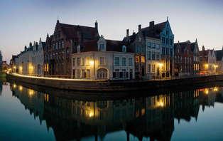 Week-end à Bruges pour 2
