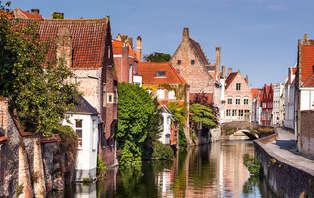 Week-end de charme à Bruges (à partir de 2 nuits)