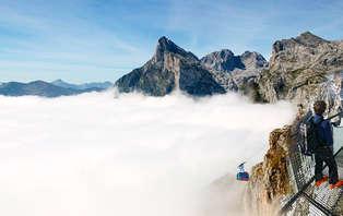Escapada con entradas al Teleférico de Fuente Dé en Los Picos de Europa