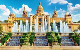 Séjour à Barcelone avec tickets inclus pour le Camp Nou Experience