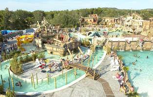 Offre Spéciale : 4 nuits réservées et la 5ème offerte dans un parc aquatique au Cap D'Agde