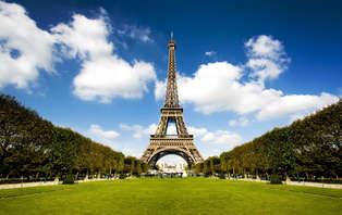Offre spéciale: Week-end à Paris