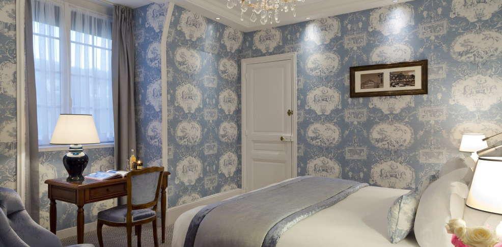 H tel barri re le normandy deauville h tel de charme for Chambre d hotel normandie
