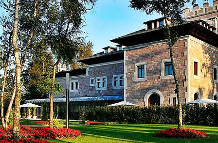 Escapada relax en un Palacete Asturiano