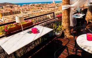 Mini Vacaciones en el Puerto de Mazarrón en Media Pensión (Desde 3 noches)