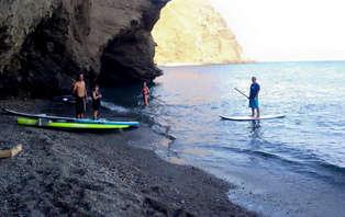 Escapada fusión de lujo & aventura: alójate en suite y descubre el mar en kayak y snorkel