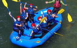 Escapada con Rafting en el Pirineo Aragonés
