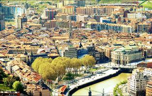 Ciudades Inolvidables: Escapada a Bilbao en un 5 estrellas en habitación superior (desde 2 noches)