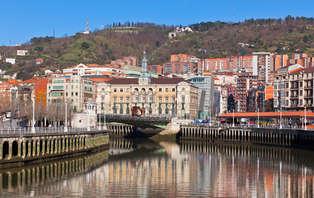 Oferta No Cancelable: Descubre Bilbao en la mejor zona de la ciudad