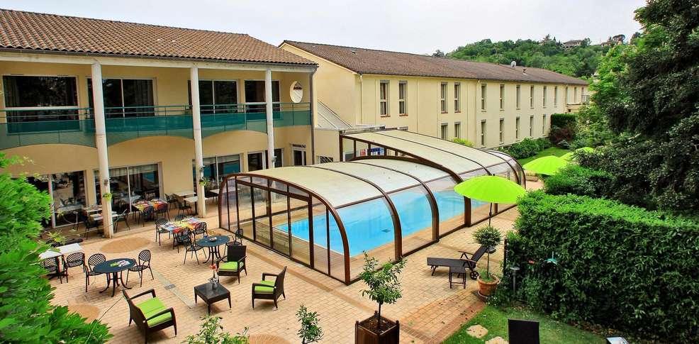 Week end de charme castres avec acc s la piscine for Hotel baie de somme avec piscine