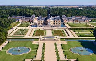 Week-end détente avec entrée au Château de Vaux-le-Vicomte