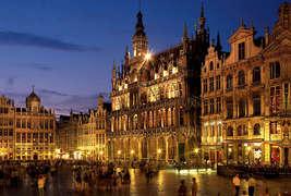 Sandton Hotel Brussels City Center -