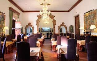 Escapada con cena en un Palacio en Teruel