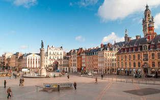 Week-end détente dans la capitale des Flandres