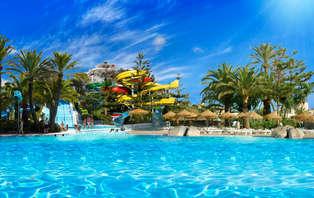 Especial Costa del Sol: Media Pensión en Estepona con entradas a parque acuático