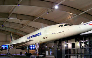 Week-end en couple ou en famille avec entrée au Musée de l'Air et de l'Espace
