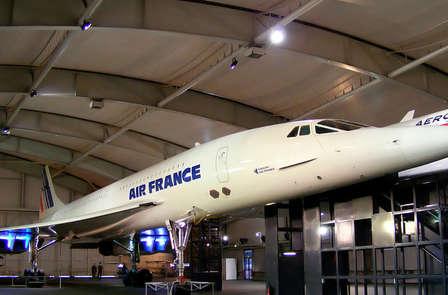Week-end détente avec entrée au Musée de l'Air et de l'Espace