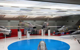 Week-end avec entrée au Musée de l'Air et de l'Espace