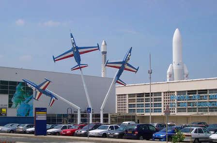 Week-end détente à 45 minutes de Paris avec entrée au Musée de l'Air et de l'Espace