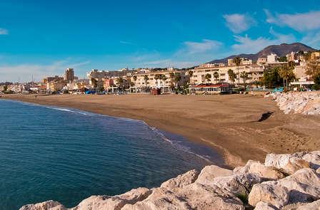 Escapada en frente del mar en Torremolinos