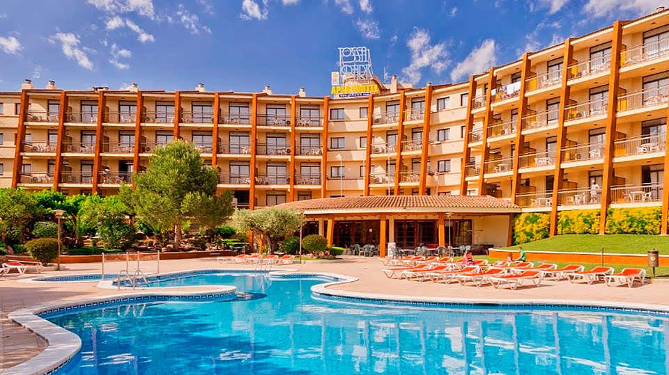 Week end sp cial famille tossa de mar avec 1 demi pension for Week end appart hotel