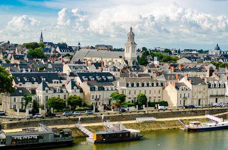 Week-end à Angers, capitale de l'Anjou (à partir de 2 nuits)