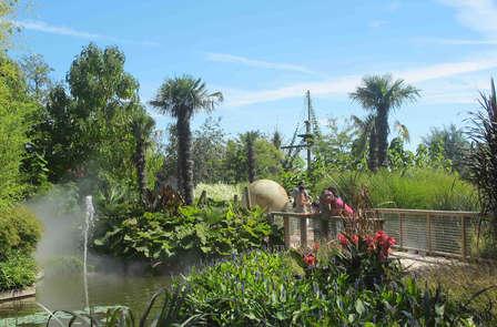Week-end près d'Angers avec entrée au parc Terra Botanica