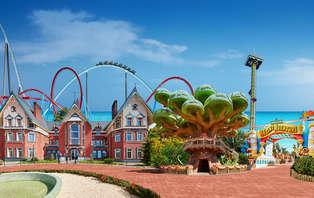 Escapada con entradas al Parque PortAventura en Salou