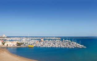 Súper promoción en pensión completa, terraza y espectaculares vistas al mar (desde 2 noches)