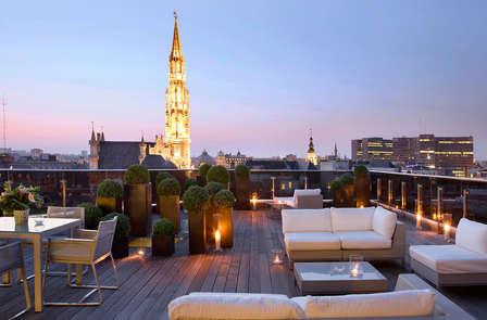 Luxe 5 étoiles et vue panoramique au coeur de Bruxelles