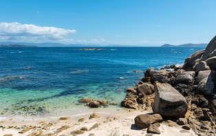 Escapada relax en las Rías Baixas con masaje y acceso al spa