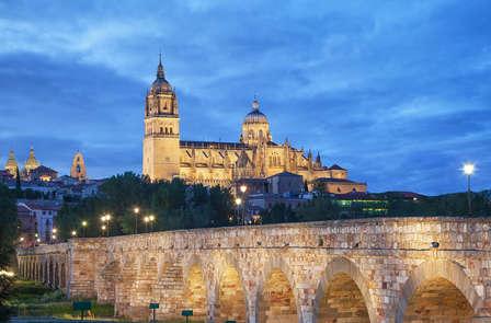 Escapada romántica en pleno centro de Salamanca