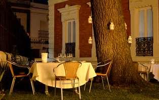 Romanticismo con cena en un palacete del S.XIX en Badajoz