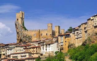 Escapada con masaje en Burgos