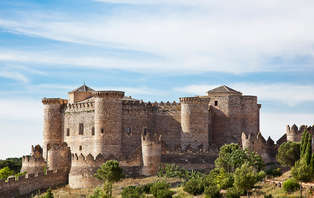 Escapada romántica con acceso al Spa con vistas al Castillo de Belmonte