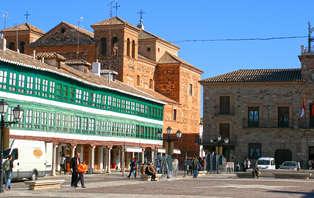 Escapada con cena y acceso al Spa en Almagro ( desde 2 noches)