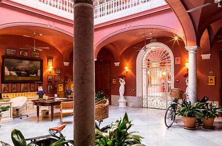 Escapada a Zafra: Descubre la provincia de Badajoz con detalle romántico (Desde 2 noches)