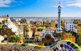 Escapada en pareja con todos los detalles románticos en Barcelona