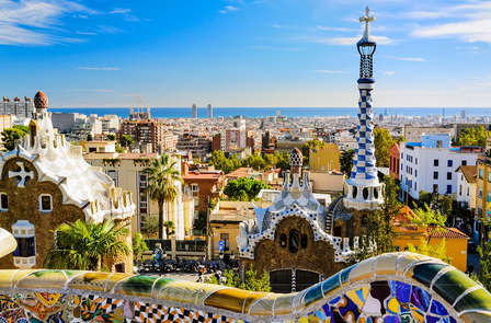 Week-end romantique à Barcelone